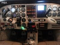 REF. 2110-16 - PIPER SENECA IV - ANO 1998